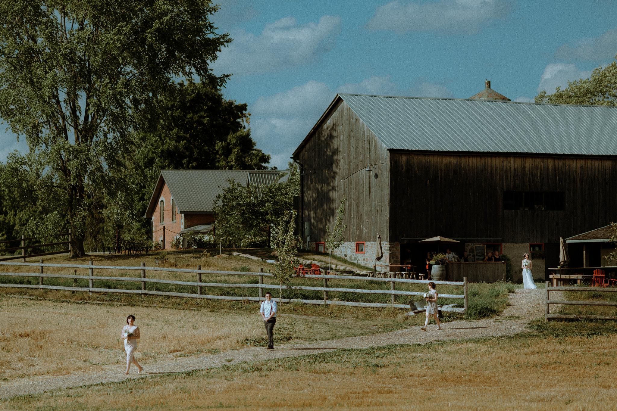 South Pond Farms Wedding Photographer