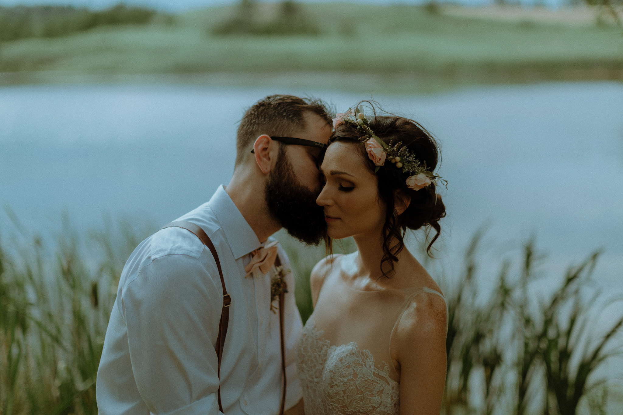 Intimate Wedding Photography South Pond Farms
